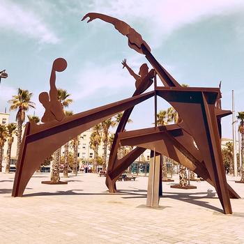 Sculpture in Barcelona